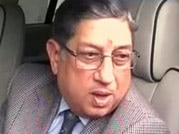 N Srinivasan may chair BCCI's working committee meet in Kolkata