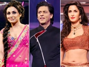 Yash Chopra's ladies and Shah Rukh Khan
