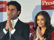 Ash-Abhi as always look picture perfect in an event!