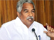 LDF is creating law and order problems in Kerala, says CM Oomen Chandy
