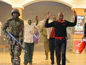 Chilling video of Kenya mall attack suggests only four gunmen involved