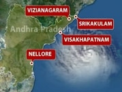 Lengthwise move of cyclone Phailin to be silver lining for coastal states