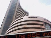 Sensex ends at record high of 21,033.97, up 105 points