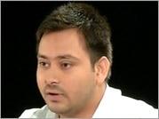 No evidence found against Lalu in fodder scam, says Tejasvi Yadav