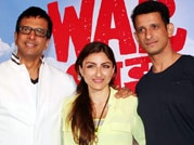 Elevator Pitch with Cast of War Chhod Na Yaar