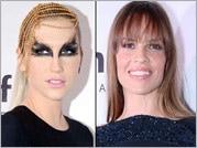 Sharon Stone, Kesha, Hilary Swank attend Amfar Gala