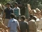 School building collapses in Bangalore, three killed