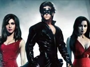 Krrish 3 joins the Rs 100 crore club