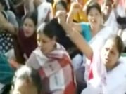 Massive protest over brutal gangrape, murder of woman in Assam
