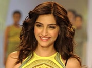 Bollywood fashionista Sonam Kapoor gets candid