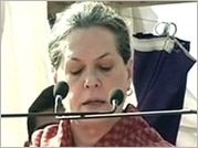 BJP makes tall promises, does nothing for the poor: Sonia Gandhi