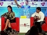 Sachin in the eyes of other sporting icons