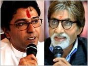 Amitabh Bachchan is nation's brand ambassador: Raj Thackeray