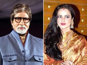 Amitabh Bachchan says he's not doing any films with Rekha