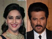 '90s hearthrobs Anil Kapoor, Madhuri Dixit light up the red carpet