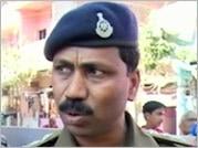 Indore cops thrash, parade goons in public