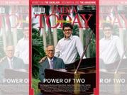 India Today magazine celebrates its 38th anniversary