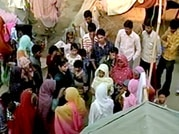 Muzaffarnagar riot victims staying in relief camps, accuse government of neglect