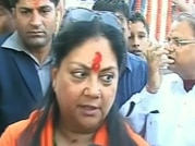 Narendra Modi factor major influence in Rajasthan: Vasundhara Raje