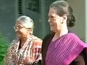 Delhi polls: Sonia Gandhi, Sheila Dikshit cast their votes
