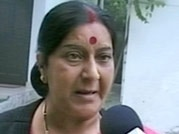 BJP could have won four more seats in Delhi: Sushma Swaraj