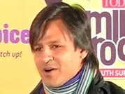 Vivek talks about his first film at Shillong Mind Rocks