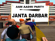 Dishoom-dishoom at AAP's Janta Darbar