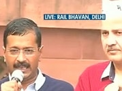 Kejriwal slams Delhi Police, says honest cops should join AAP