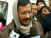 Who is Shinde to decide my dharna venue, asks Kejriwal