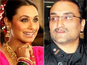 Rani Mukerji and Aditya Chopra finally tying the knot in 2014?