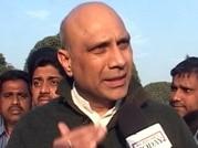 Pallam Raju, Chiranjeevi criticise Congress for Telangana