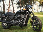 Auto Expo 2014: Harley Davidson launches Street 750 in India
