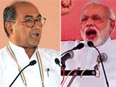 Will it be Digvijaya Singh against Narendra Modi in Varanasi?