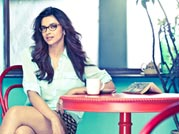Deepika Padukone endorses a cornflakes brand