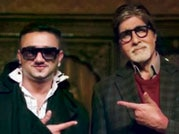 Amitabh Bachchan gets rappin' with Honey Singh in Bhoothnath Returns