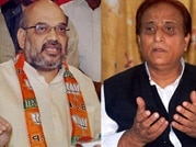 Election Commission bans Amit Shah, Azam Khan from holding rallies in UP