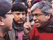 Sibal distributing money to influence voters: Ashutosh