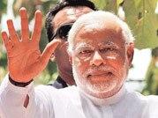 Narendra Modi invokes Kargil martyr's slogan, Yeh dil mange more