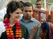 BJP behaving like scared rats: Priyanka Gandhi