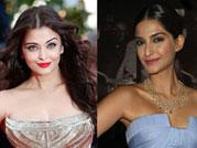 Aishwarya Rai, Sonam Kapoor's stylish red carpet moments at Cannes
