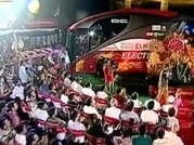 Catch the Election Express, now touring Bihar