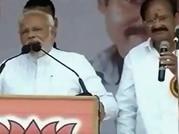 Sonia Gandhi backstabbed Seemandhra, says Narendra Modi