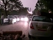 Rainstorm throws life out of gear in Delhi-NCR