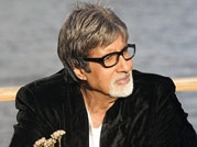 Amitabh Bachchan rings in the good times at the BSE