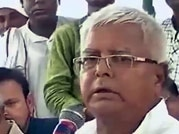 People fell prey to campaign of 'Ache din', says Lalu Prasad Yadav
