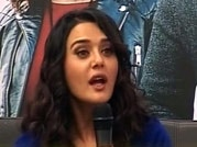 I have no plans to settle in US, says Preity Zinta