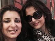 Aishwarya Rai Bachchan spotted in London
