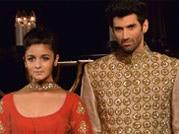ICW 2014: Alia Bhatt, Aditya Roy Kapur walk the ramp for Manish Malhotra