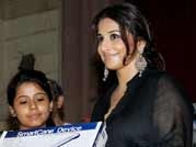 Vidya Balan supports the visually challenged, launches SmartCane