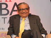 Modi hasn't disappointed so far, says Prof. Jagdish Bhagwati